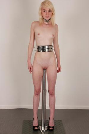 Shaved Pussy Bondage Pics
